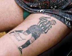 the worst football tattoos ever sport galleries pics express