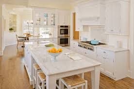 White Kitchen Cabinets With Granite Countertops by 60 Kitchen Island Ideas And Designs Freshome Com