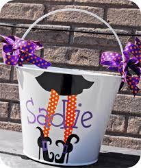 the 25 best halloween buckets ideas on pinterest personalized