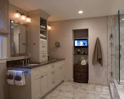 bathroom tv ideas fabulous annapolis lighting decorating ideas
