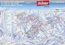 Piste Maps For Italian Ski by Itter Muhtal Piste Map Hi Res Trail Map For Itter Muhtal J2ski