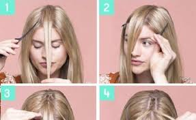 how to braid hair with middle part how to make the middle part braid chikk net