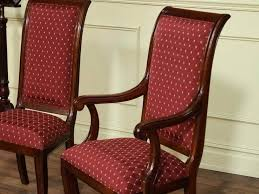 Best Fabric For Dining Room Chairs Dining Room Upholstering A Chair Reupholstering Dining Room