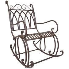 metal rocking chair metal rocking chair modern chairs quality