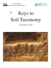 key to soil taxonomy soil survey staff soil science soil