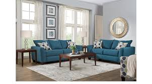 Livingroom Pc by 999 99 Bonita Springs 5 Pc Blue Living Room Classic