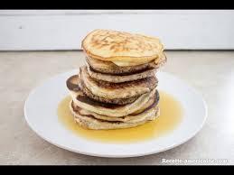 recette pancakes hervé cuisine recette des vrais pancakes américains faciles rapides et moelleux