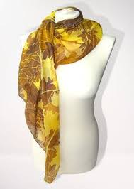 new autumn womens cornucopia fall leaf thanksgiving scarf scarfs
