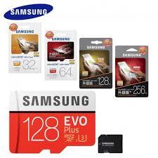 Memory Card Samsung 256gb samsung memory card 128gb 64gb 32gb 256gb 100mb s micro sd card