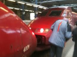Thalys Comfort 1 Trip Report Thalys Paris Amsterdam Wild About Travel