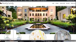 Build A House Website How To Build A Agentsweetsite For Real Estate Website In About 1