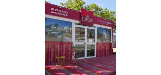 bureau de vente immobilier impression numérique signalétique stands bureaux de vente