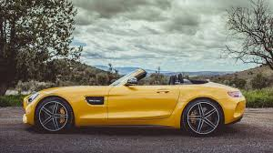 mercedes amg convertible 2018 mercedes amg gt roadster release date price and specs roadshow