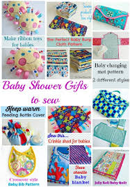 great baby shower gifts sewing for babies baby shower gifts to sew so sew easy