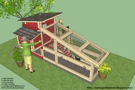 poultry house construction plans with inside chicken coop