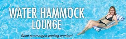 amazon com poolmaster pool float 07433 floating water hammock