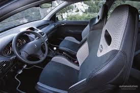 2006 Gti Interior Peugeot 206 Rc Specs 2003 2004 2005 2006 Autoevolution