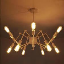 Atomic Lighting Modern Brass Mid Century Sputnik Atomic Chandelier Stunning