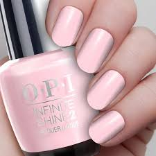 pretty pink perseveres infinite shine opi