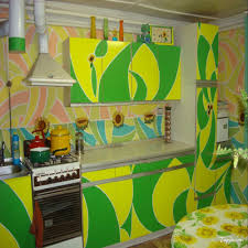 Yellow And Green Kitchen Ideas by Kitchen Style Green Theme Kitchen Designs Granite Sinks Chrome