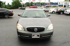 2006 buick lucerne cxs green sedan sale