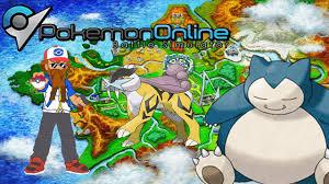 pokemon fan games online pokemon online pokemon fan game español youtube