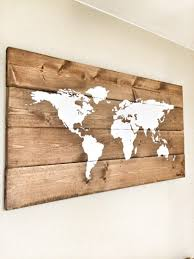 World Map Framed Colors Wooden World Map Art For Sale As Well As World Map Wall