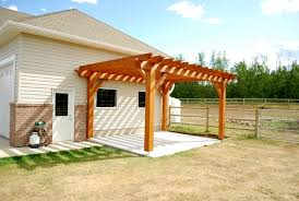 garden u0026 outdoor very elegant pergola plans attached to house