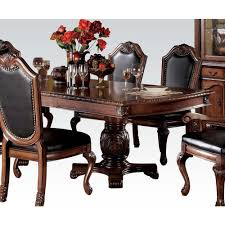 acme dining room furniture chateau de ville dining table