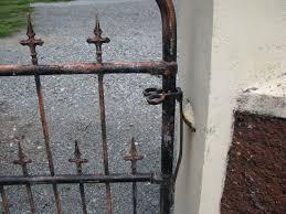 ideas gate latch ideas for additional security nylofils