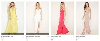 14 cheap u0026 underrated places to buy a prom dress online