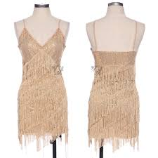 vintage 1920s flapper sequin fringed costume cocktail party