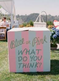 balloons in a box gender reveal gender reveal baby shower balloon box baby reveal baby time