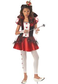 queen of hearts kids fancy dress escapade uk
