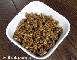 bacon sunflower seeds sunflower seed bacon bits vegan gluten free free sift