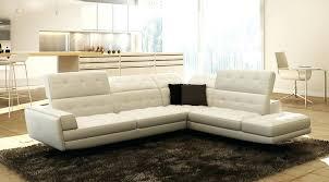 Sectional Sofa White Italian Fabric Sectional Sofa White Contemporary Leather Sofas