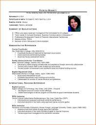 Pharmacist Resume Templates International Format Resume Resume For Your Job Application