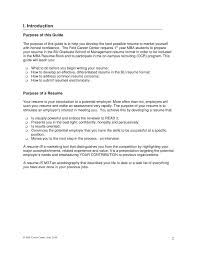 Mba Resume Example Guide To Create Resume Chic View Resumes 12 Sample Resume Written
