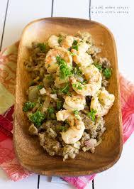 shrimp and bacon dressing recipe