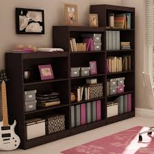 South Shore Shelf Bookcase Stylish South Shore Axess Chocolate Shelf Bookcase Ss725976 South