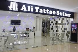 ali tattoo sulam mangga dua square ali seniman tattoo sulam professional indonesia