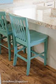 all the details of my mismatched barstools start at home decor