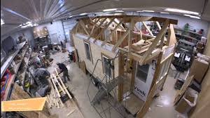 waldo tiny house roof framing youtube