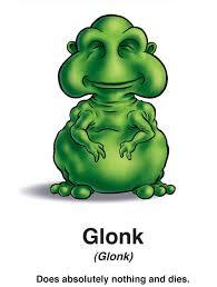 glonk