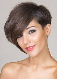 is a pixie haircut cut on the diagonal 30 latest short hairstyles for winter 2018 best winter haircut ideas