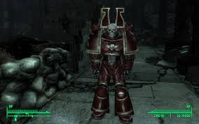 Fallout 3 Maps by Warhammer 40k Sparkys Chaos Marines At Fallout3 Nexus Mods And
