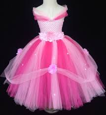 aliexpress com buy beautiful girls pink princess dress kids