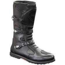 motorbike ankle boots motorcycle merlin g24 enduro boots wp black uk seller ebay