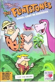 the flintstones the flintstones dino lost in bedrock for dos 1990 mobygames