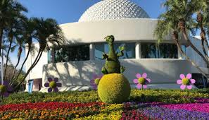 the international flower and garden festival at epcot